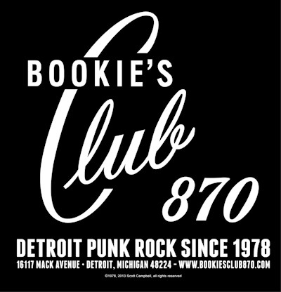 Bookie's Tee Shirts