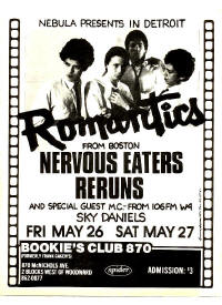 Bookie's Club 870 						Flyer